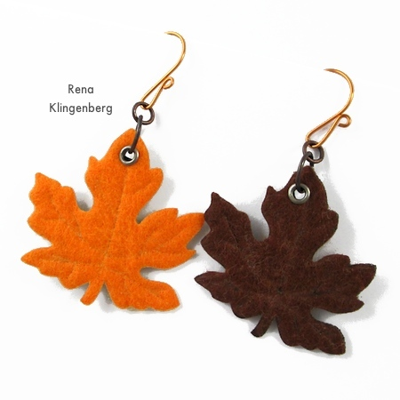 Autumn-Leaf-Earrings
