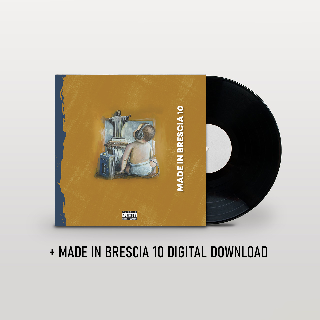 Made in Brescia 10 Vinile + Digital Download