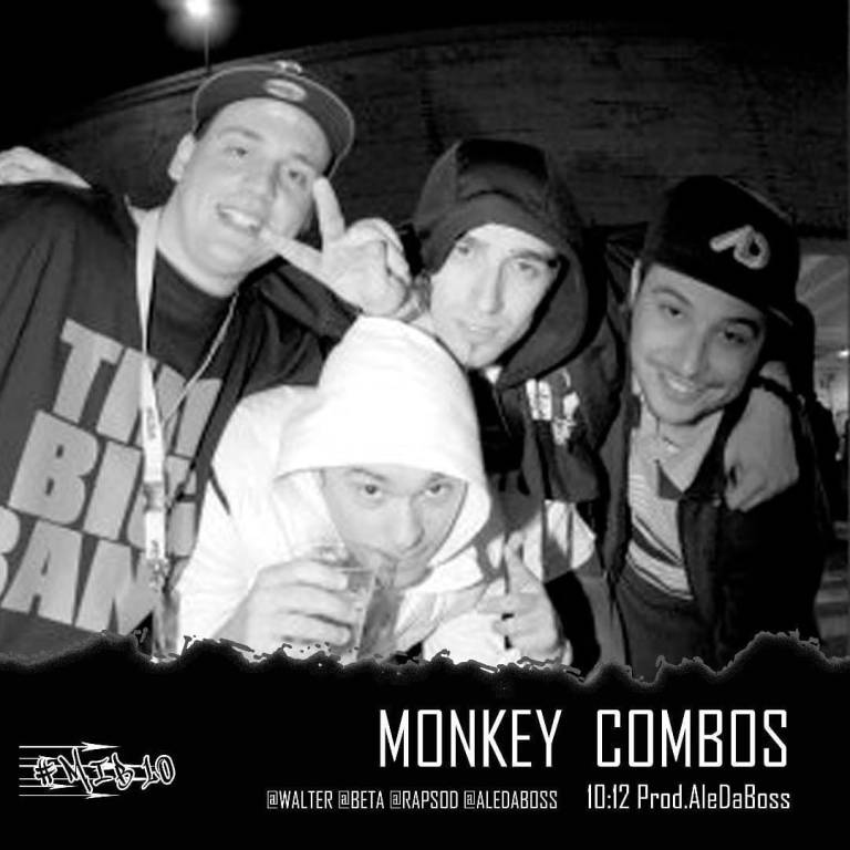 Made in Brescia 10: Monkey Combos