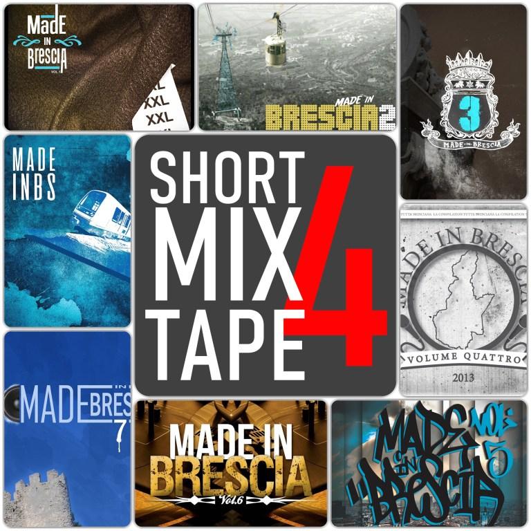 Short Mixtape Made in Brescia n°4