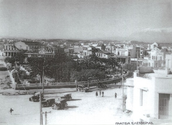 πλατεια Ελευθερίας παλιό Ηράκλειο φωτογραφίες