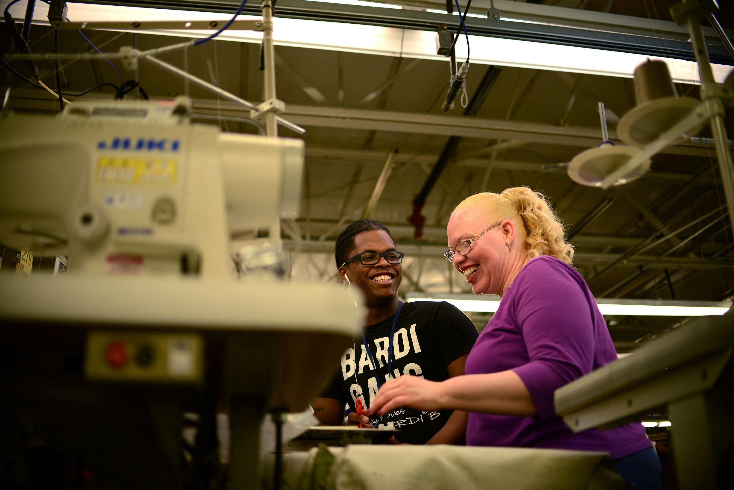 """They taught me a skill I thought I could never do """" – Made in Greensboro"""