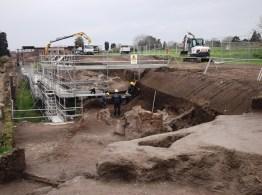 Pompei Regio V nuovi scavi mar-apr18 (2)