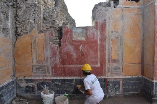 Pompei Casa con Giardino Regio V fonte PaP (4)