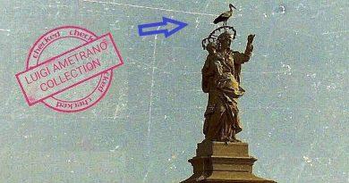 Quella mattina di ottobre in cui Pompei si risvegliò con le cicogne sul Santuario