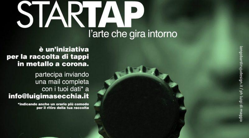 Napoli, al via Startap: dai tappi a corona un'installazione artistica per la sostenibilità ambientale