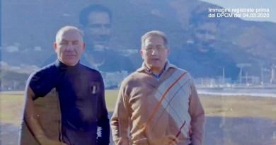 Pompei, i fratelli Abbagnale testimonial della campagna a favore del Sarno promossa da Gori