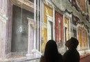 Pompei in mostra al Gran Palais di Parigi: esposti per la prima volta anche i tesori della Regio V