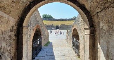 Il Parco Archeologico lancia My Pompeii, l'app per la visita in sicurezza che dà info utili in tempo reale