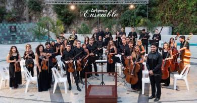 Esordio a Roma per l'Artemus Ensemble: l'orchestra di Pompei suonerà per le vittime del coronavirus