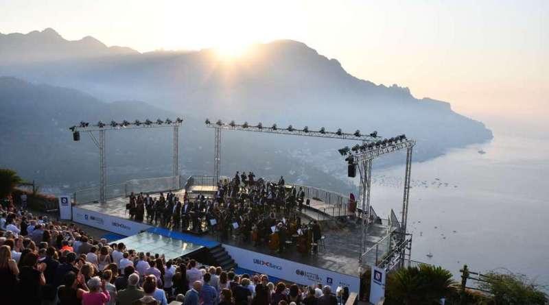 Ravello, torna il Concerto all'Alba: quest'anno l'atteso evento è anche in diretta sul web