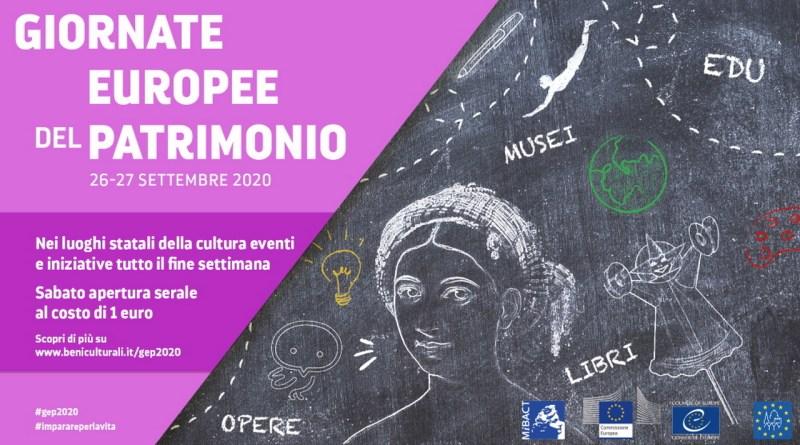 Giornate Europee del Patrimonio, i principali appuntamenti tra Salerno e Avellino