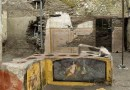 VIDEO – Pompei, le straordinarie immagini del Termopolio scavato nella Regio V