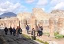 Pompei, è effetto Covid: nel 2020 solo 565mila visitatori. Gli ingressi crollano dell'85 per cento