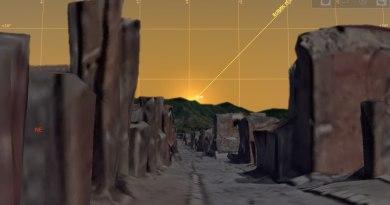Archeologia e astronomia: Pompei fu fondata seguendo l'orientamento solare del luogo