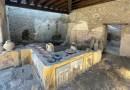 Pompei, la Regio V apre al pubblico: visitabili il Termopolio, le case di Orione e del Giardino