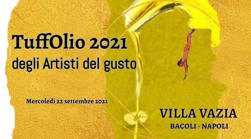 L'olio extravergine d'oliva italiano protagonista della nuova edizione di TuffOlio