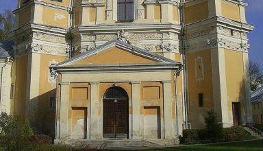 Išganytojo bažnyčia – Sapiegų rūmų ansamblio perlas