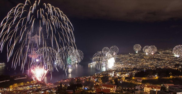 New Year's Eve 2014 in Funchal
