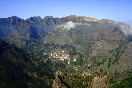 Madeira Curral das Freiras