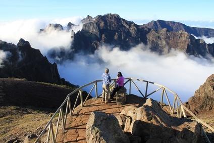 Peak Areeiro Madeira