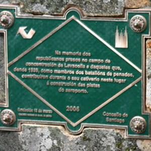 Placa Lavacolha