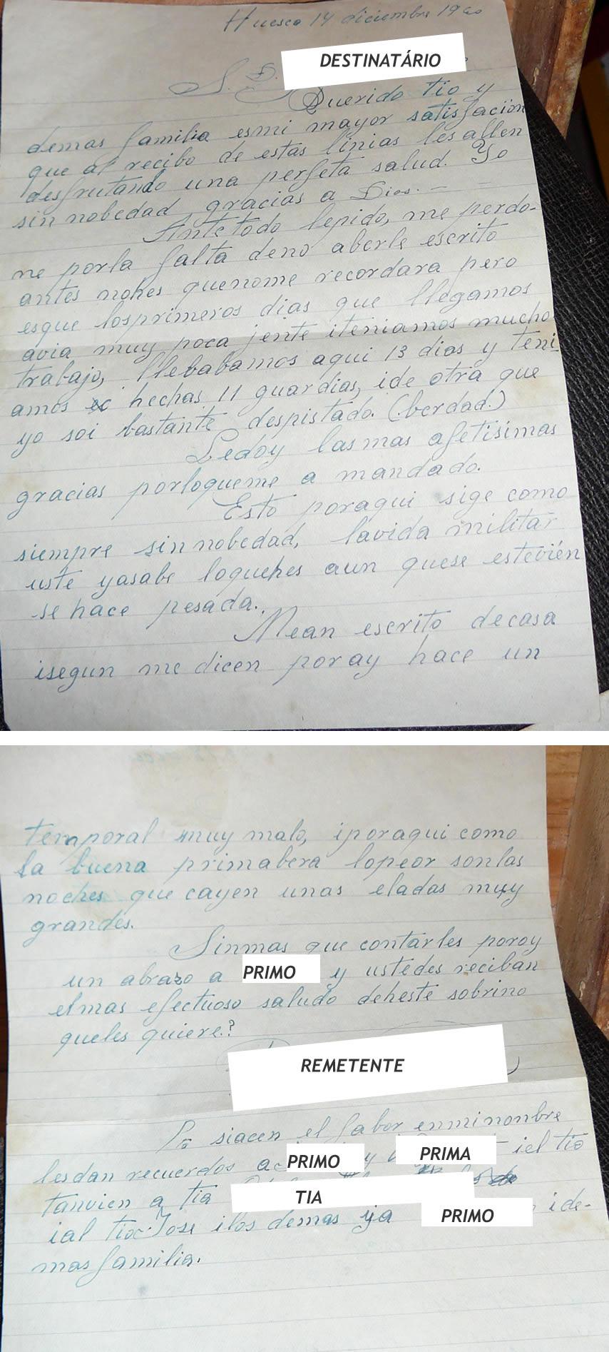 Cartas da emigração [II]