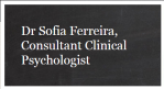 English Trained Psychologist in Madeira