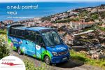 New sightseeing Buses for Caniço