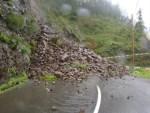 Encumeada Road closed