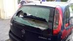 Cars Vandalised