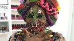 Woman with most piercings visits Madeira