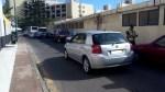 PSP fine cars at Praia Formosa