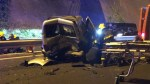 Second person dies in last night's accident