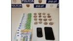 PSP HOLDS FOREIGNER WITH 1,637 DOSES OF HEROIN IN FUNCHAL
