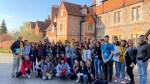 HORACIO BENTO STUDENTS IN LONDON TO PERFECT ENGLISH