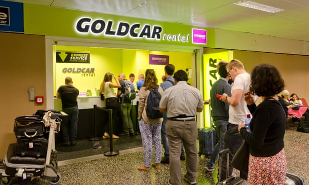 Gold Car Scandal-Worst Car Hire Company in Europe