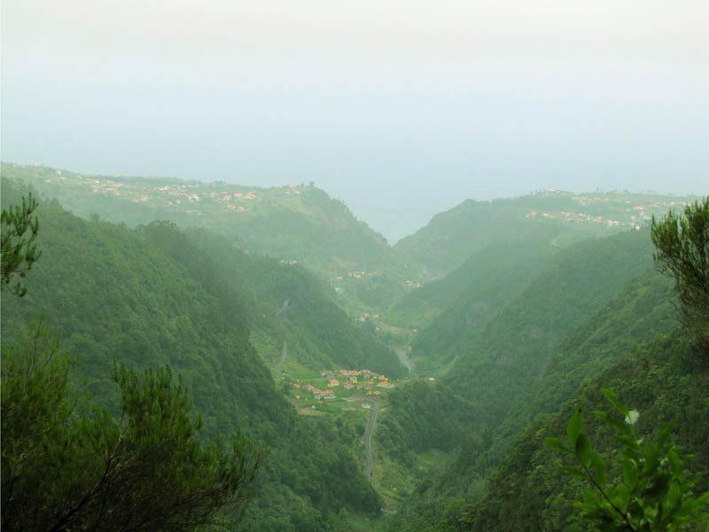 LEVADA DO CALDEIRÃO VERDE wandeling Madeira