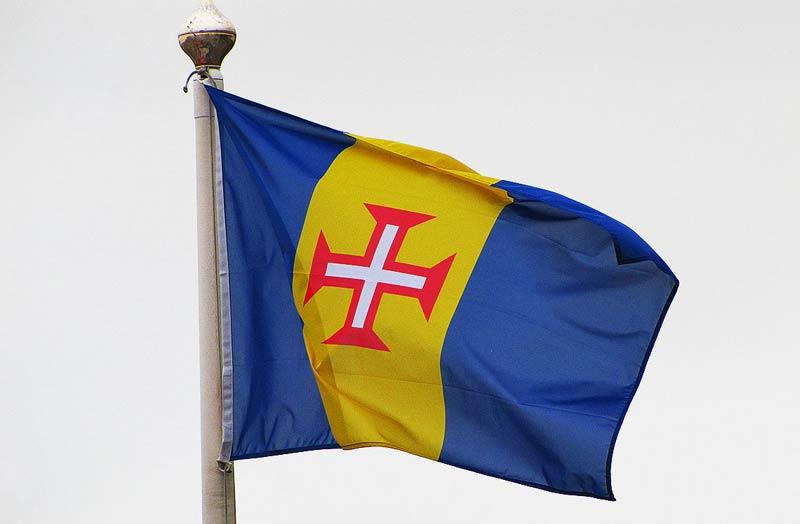madeira informatie vlag