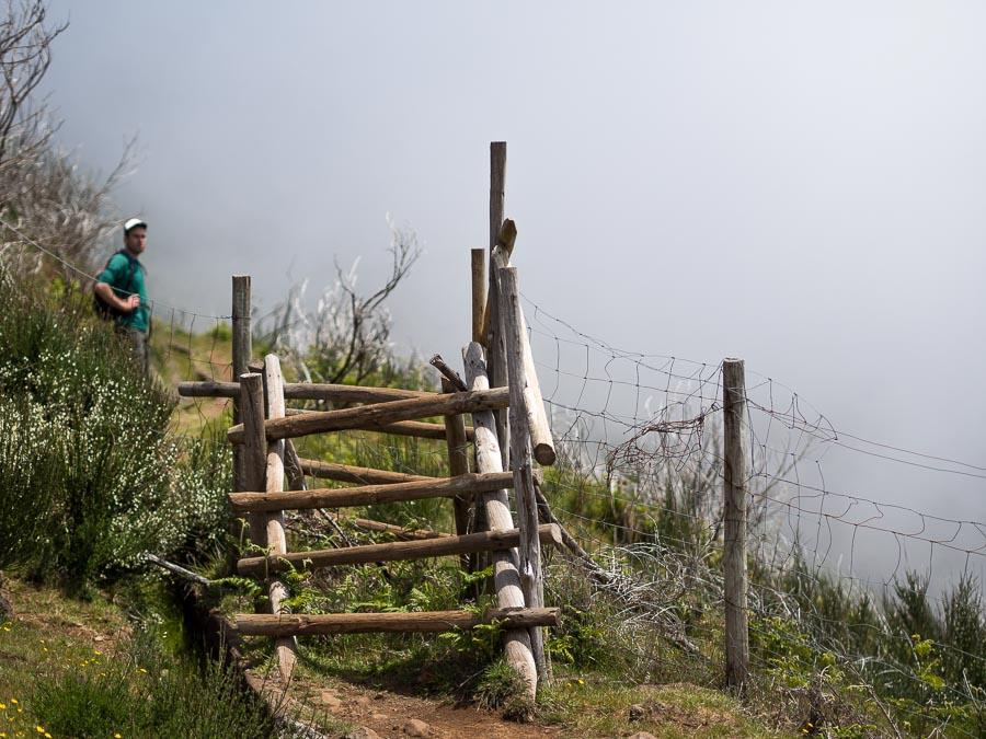 Cascalho Bica da Cana levada walk