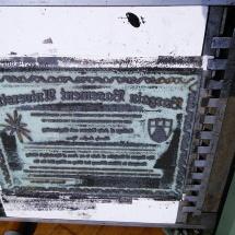 Bargain U Diploma Printing Plate