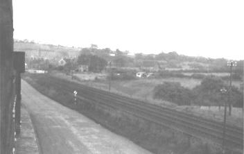N.S.R. Railway at Leycett