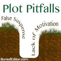 Plot Pitfalls