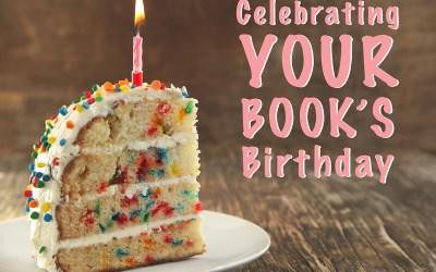 Celebrating Your Book's Birthday
