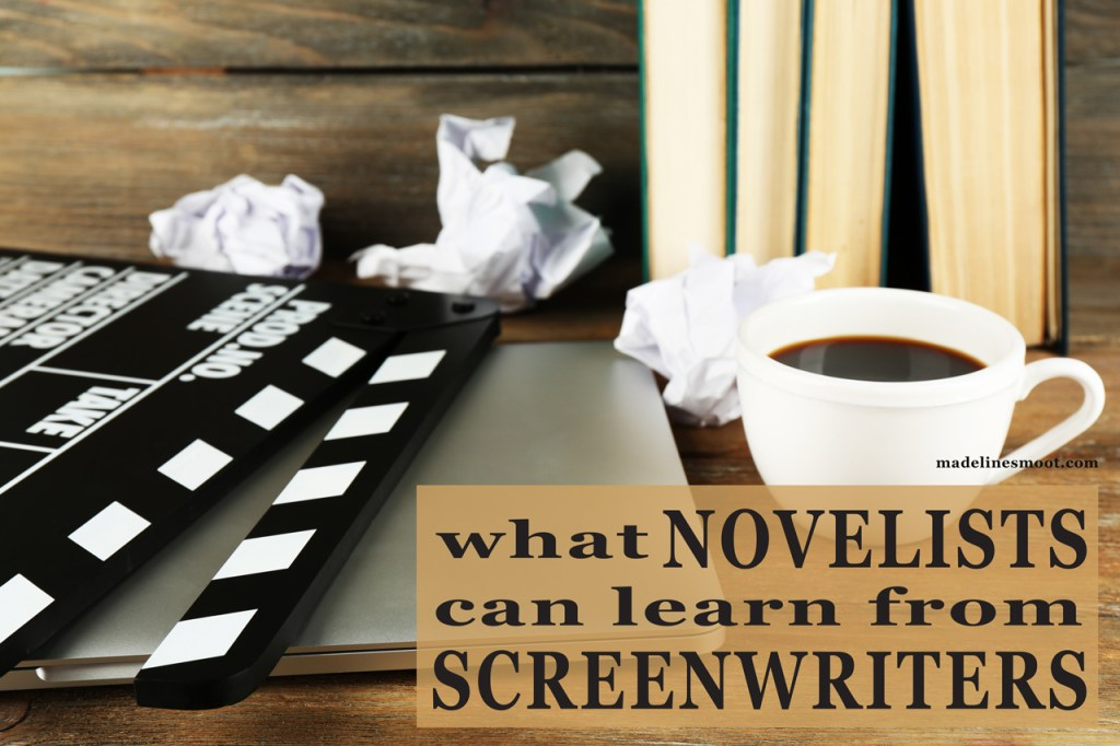 What Novelists Can Learn From Screenwriters Image