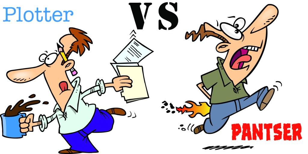 Plotter vs Pantser