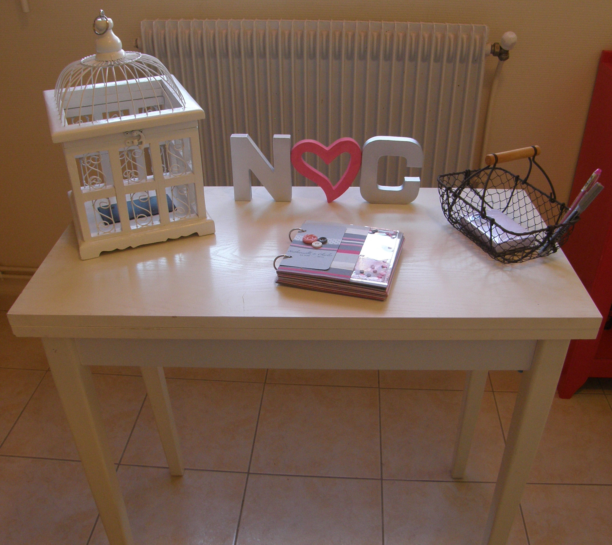 Notre Dco Champtre Chic Version DIY Mademoiselle
