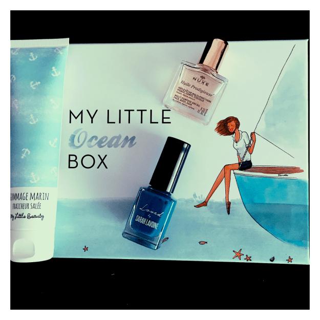 Produits my little océan box