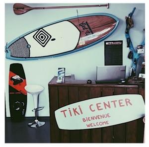 Paddle - Tiki center