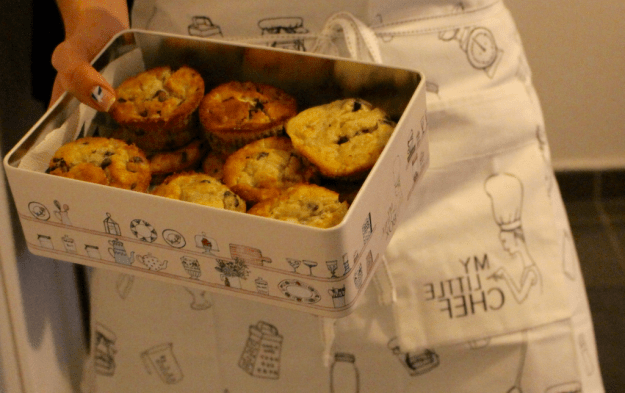 Sweet Box - les muffins